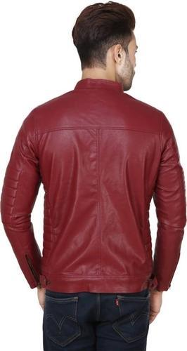 Ejebo Cherry Men S Leather Jackets Rs 1100 Piece Trend Sky Id