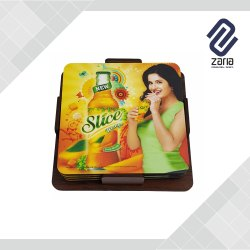 Promotional MDF Tea Coaster Set