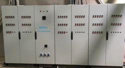 Noble Automation AC Drive Electrical Control Panel, 50 Deg C, 440 Vac