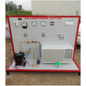 Stainless Steel Air Conditioning Laboratory Unit