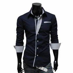 Cotton Trendy Men's Shirt