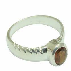 Gomedak Ring (Panchdhatu)