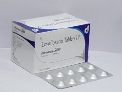 Dlevocin Levofloxacin Tablet, Packaging Type: Aluminium-aluminium