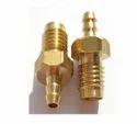 空心黄铜CNC转动零件