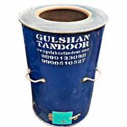 Drum Charcoal Tandoor