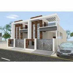 11 Concrete Frame Structures House Construction Service, Jaipur, Offline