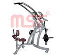 Plate Loaded Lat Pull Down Alpha Series