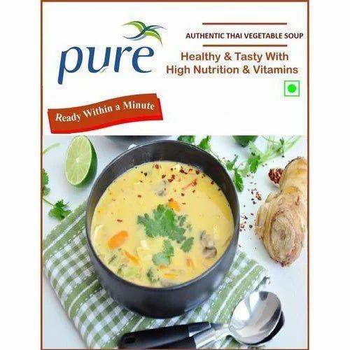 Thai Veg Soup