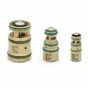 Camozzi Series 8 Pneumatic Operated Cartridge Valves