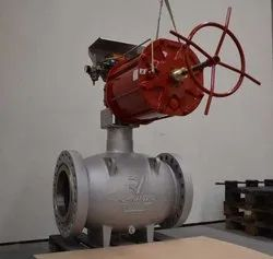 Electrical/Penumatic UNICK Axial Control Valve, for Industrial