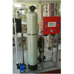 Alkaline Water Filter Plant