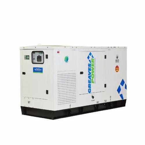 Greaves Power 15 Kva Diesel Generator