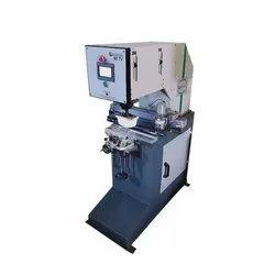 Single Colour Closed Cup Pad Printing Machine