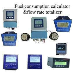 Fuel Consumption Calculator Meter