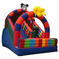 Elephant Slide Bouncy