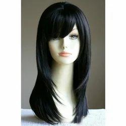 Women Black Hair Wig 3c2a6994c