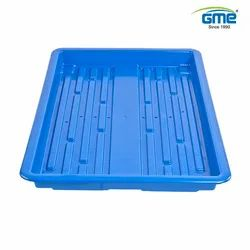 Global Medi Virgin Plastic Hydroponic Grow Trays, Model Name/Number: Israel, Size: 24 X 16