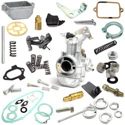 Lambretta Jetex Carburettor Parts For GP LI TV SX Vijay Super Scooter