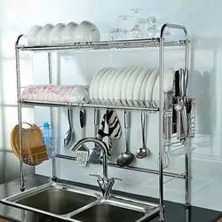 Clean Plate Rack Cabinet