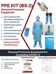 Personal Protective Equipment Kit (PPE (BS-2))