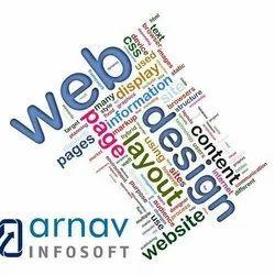 Static Website Designing Service