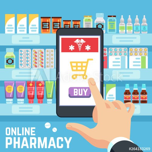 Online Pharmacy in New Colony, Nagpur | ID: 21152407448