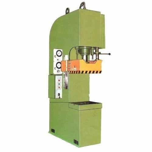 Open Throat and Straightening Hydraulic Press