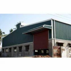 PEB Warehouse Shed