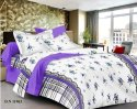 DN11963 Cotton Printed Double Bedsheet