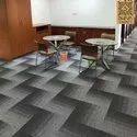 Pp Grey Office Carpet Tiles, Thickness: 6 - 8 Mm, Size: 50 Cm X 50 Cm