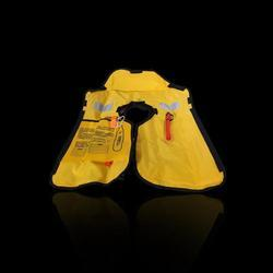 Polyethylene Manual Inflatable Life Jacket, For Sea Patrolling