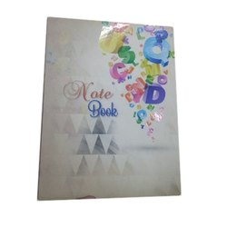 Single Line Paper A4 Student Writing Notebook
