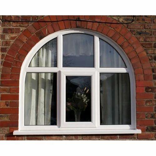 best authentic 90901 8dfa2 Designer Upvc Arch Window