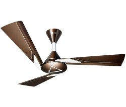 Orient Electric Orina 48 Ceiling Fan Chocolate Brown Ivory 48 1200Mm
