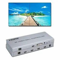 2/2 4K Video Wall Controller