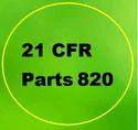 21 CFR Parts 820 Compliance Service
