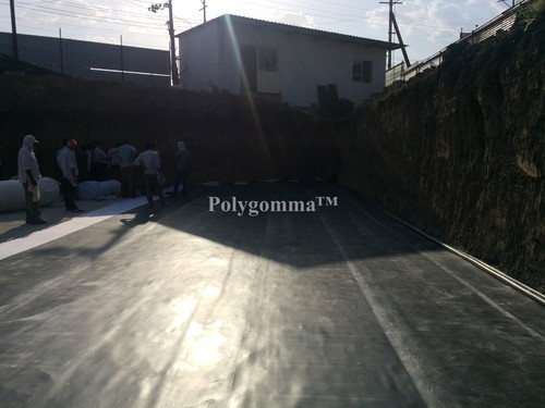 Polygomma Basement Waterproofing Epdm Membrane