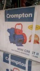 Crompton Self Priming Monoblock Pump