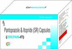 Pantoprazole & Itopride (SR) Capsules