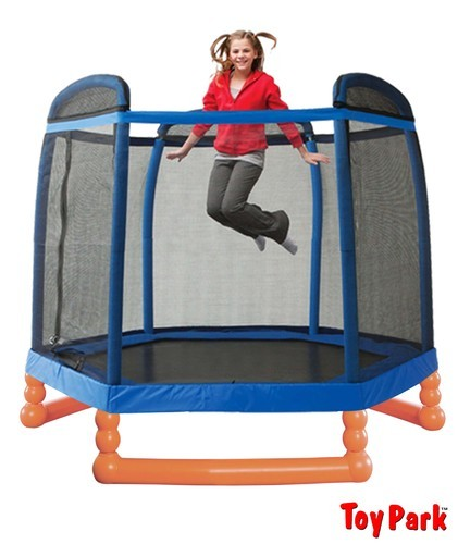 7 FT. DELUXE TRAMPOLINE (PI 545)