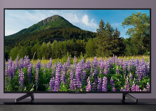 Sony X70f Led 4k Ultra Hd Smart Tv