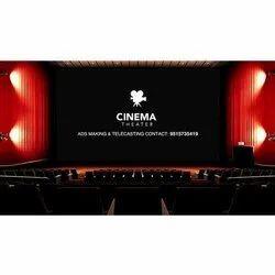 Cinema Advertising Service