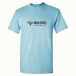 180 GSM Cotton Promotional Round Neck T Shirt