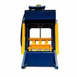 Semi Automatic Cement Brick & Hollow Block Making Machine