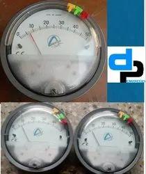 Aerosense Model ASG -04 Differential Pressure Gauges Ranges 0-4.0 WC