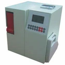 Nulyte Smart Electrolyte Analyzer, For Laboratory, User Input: Keyboard
