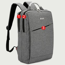 Nakoda Laptop Backpack