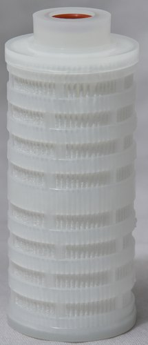 Plastic Aquora PP Pleated Filter Cartridge For Water Filter