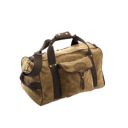 Brown And Black Cotton Canvas Duffle Bag, Rs 160  piece(s), Shiwa ... fc7e05802b