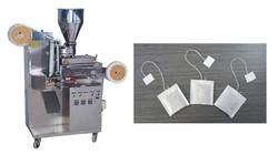 Dip Tea Bag Filling Sealing Machine